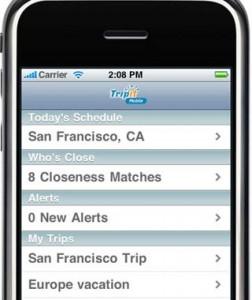 TripIt iPhone Travel App
