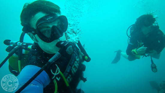 diving phil