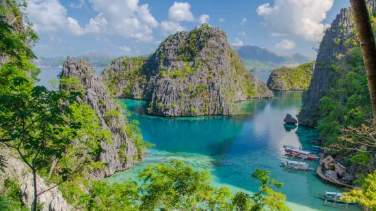 Southeast Asia Hidden Gems Coron Philippines
